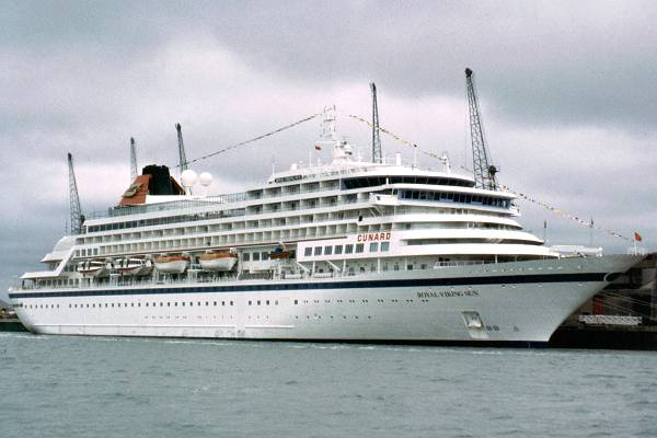 Royal Viking Sun Cruise Ship (RVS)