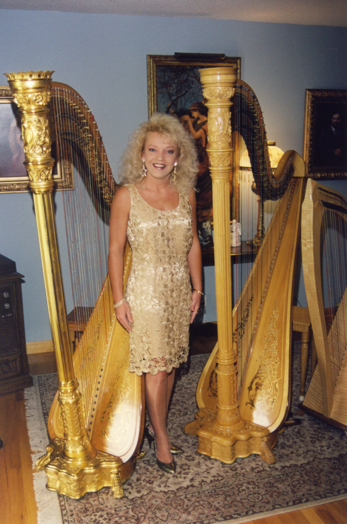 I Love Harps...The More The Merrier!