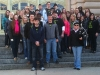 Ellis Island with Choir